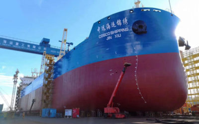 China's 'Greening of the Silk Road' spurs water-lubricated prolusion systems