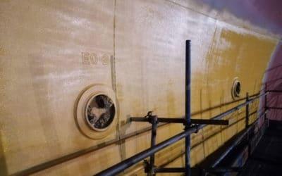 Nippon Paint Marine report 9% increase in uptake