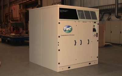 New compressors help reduce fuel and emissions