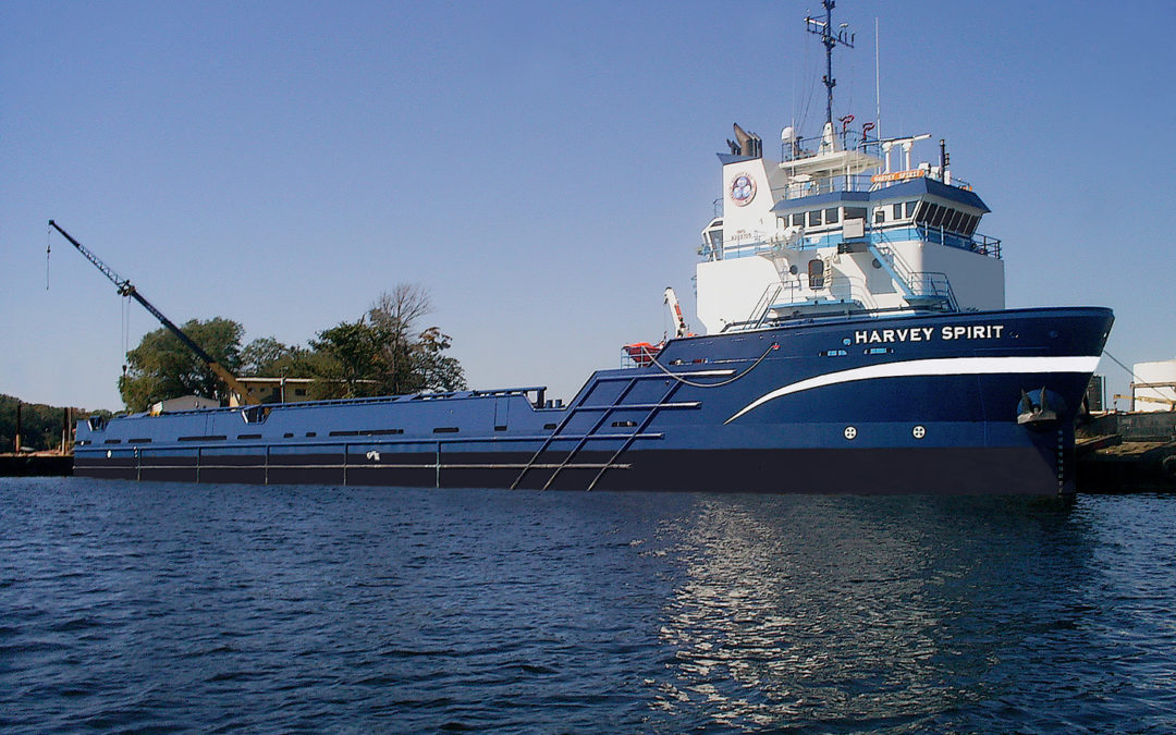 Platform supply vessels go for filtration/UV BWT