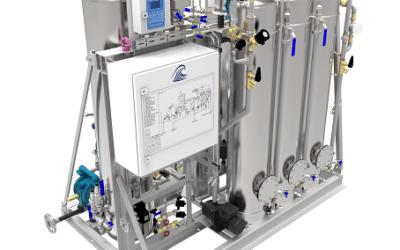 New bilge water separator announced