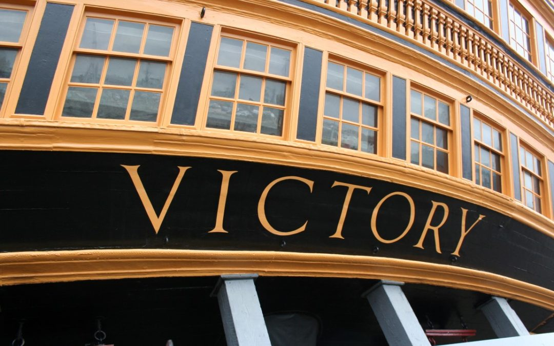 Maintaining HMS Victory