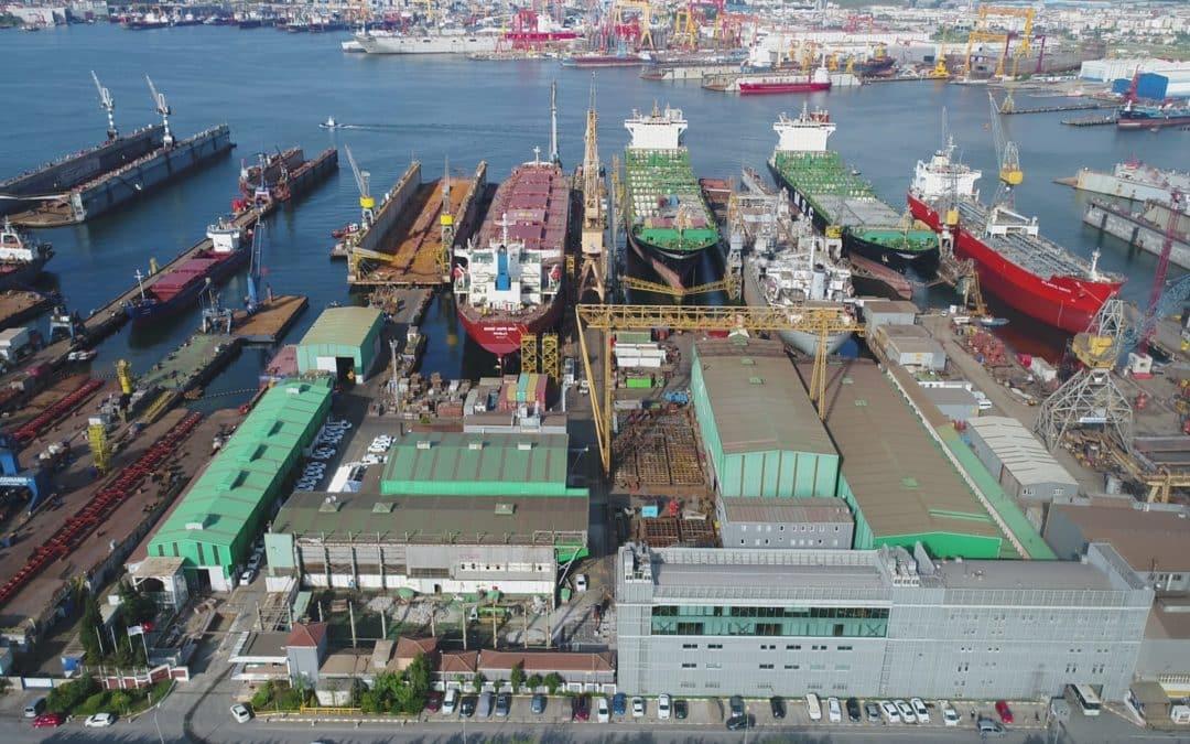 Gemak Shipyard continues to work