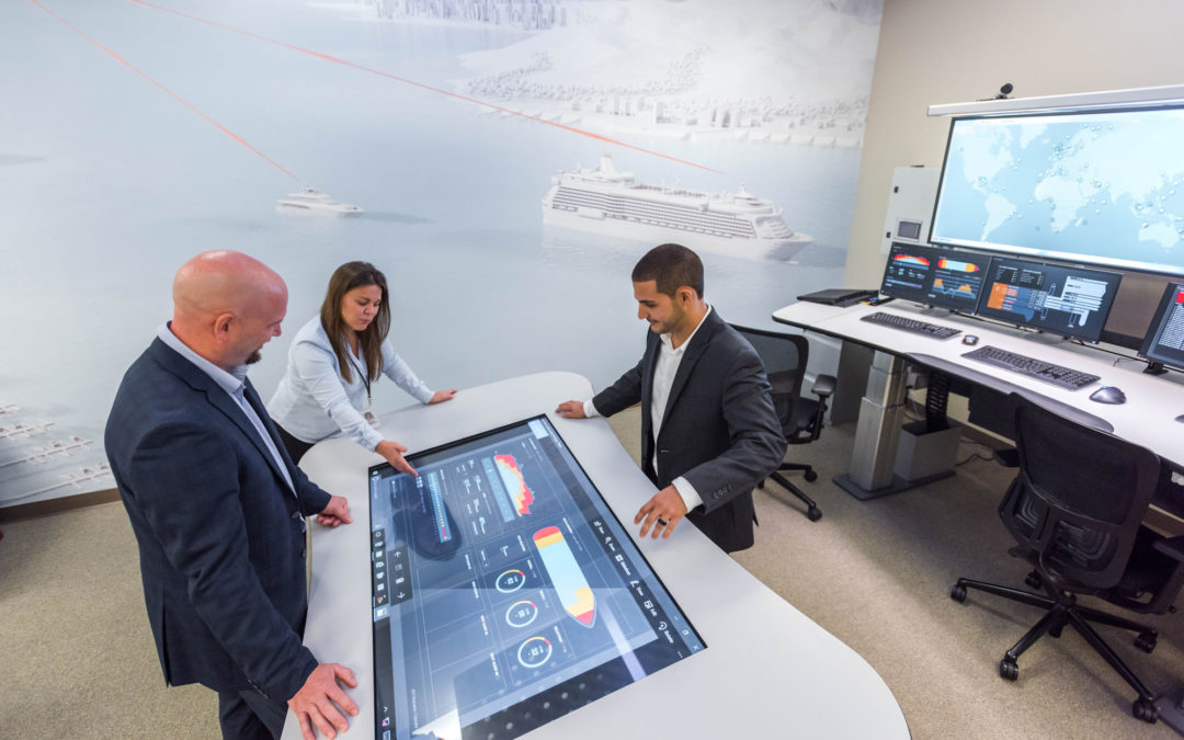 ABB increases remote support for ships