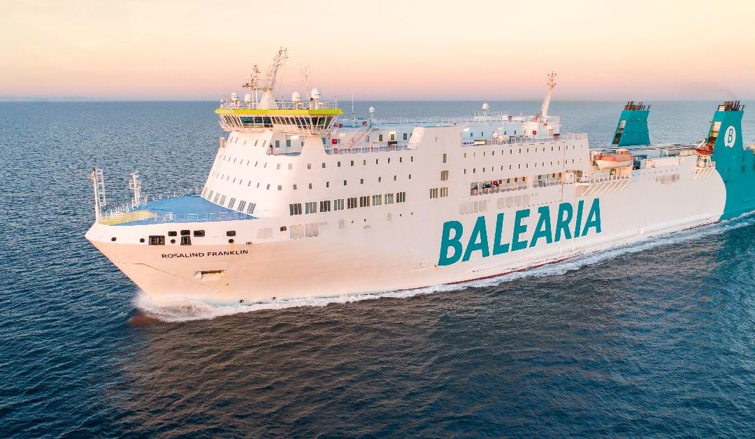 Baleària and BV work towards Global Safe Site Covid-19 badge