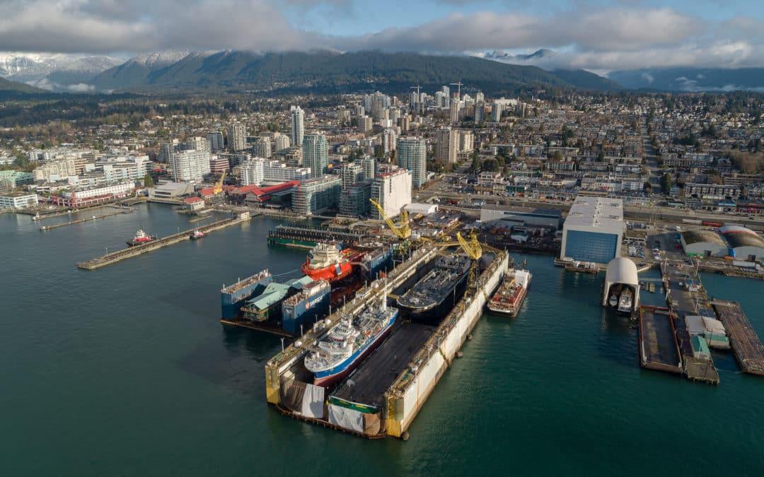 Seaspan Shipyards remains open