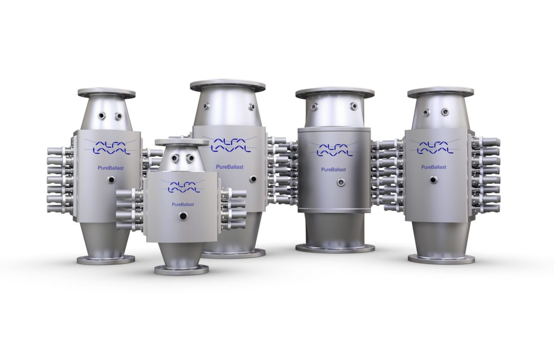Production of Alfa Laval PureBallast 3 systems remains strong