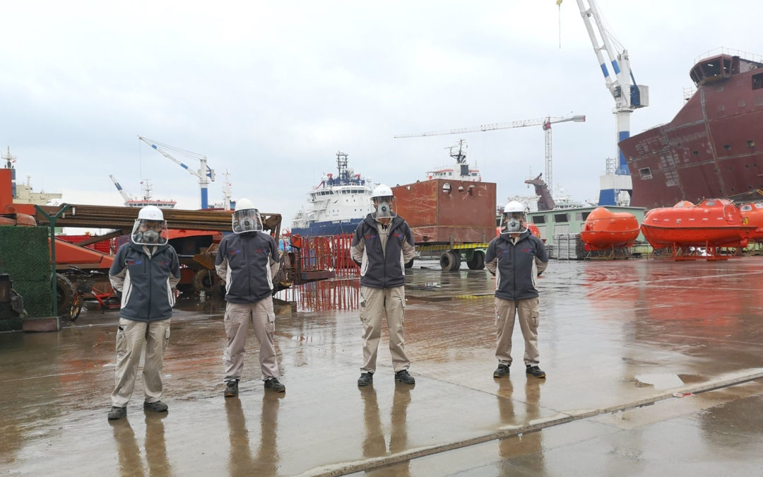 MarineLINE continues working on chemical and product tankers during Covid-19