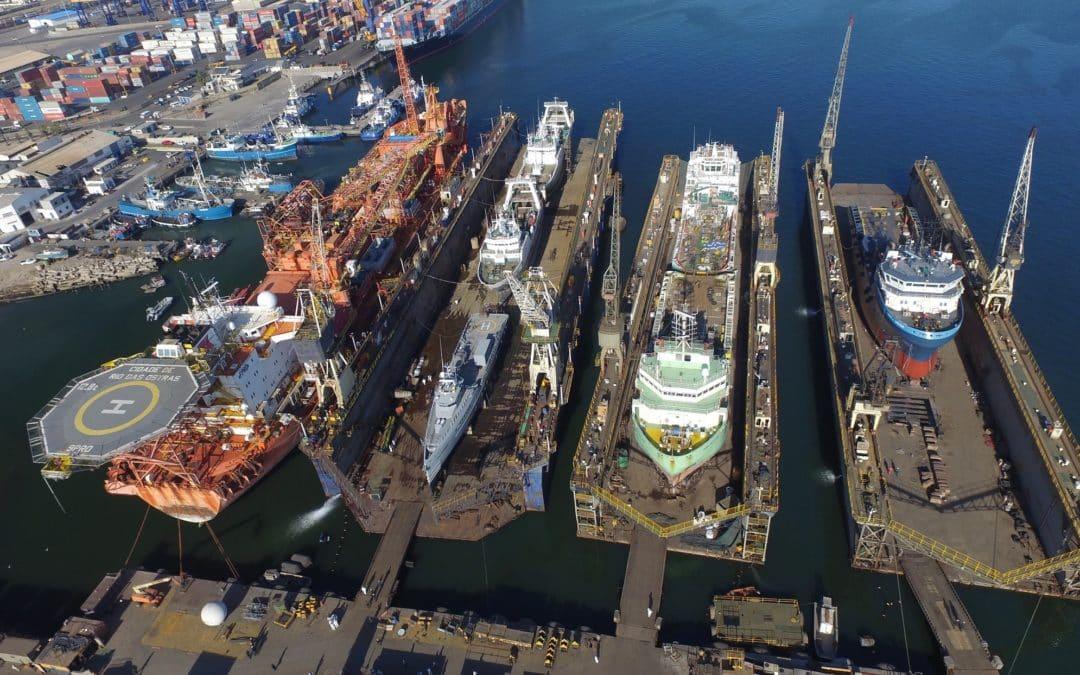 Namdock has resumed full operations