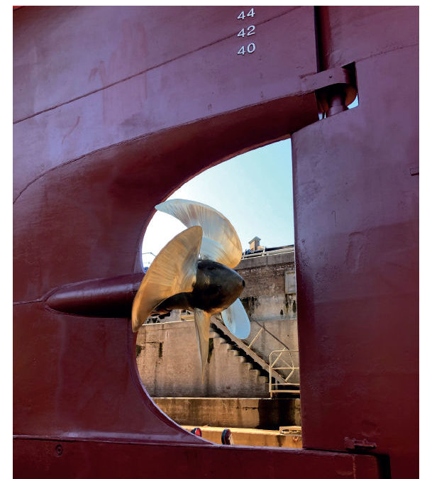 Read the latest issue of DryDock magazine