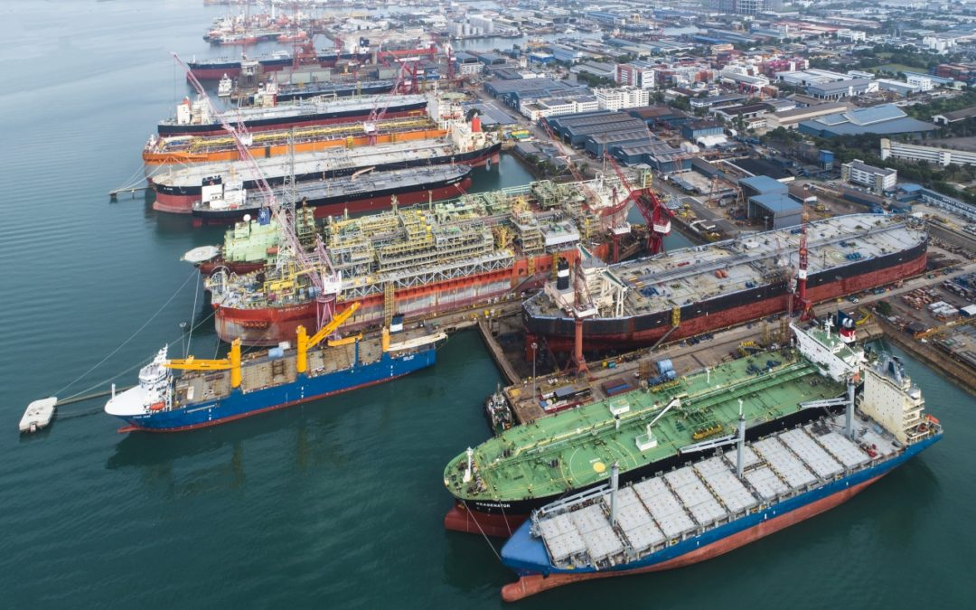 Keppel secures FPSO contracts worth about S$73 million from MODEC