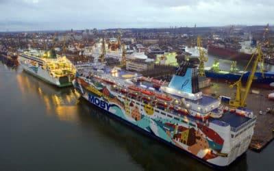 Cruise & Ferry update