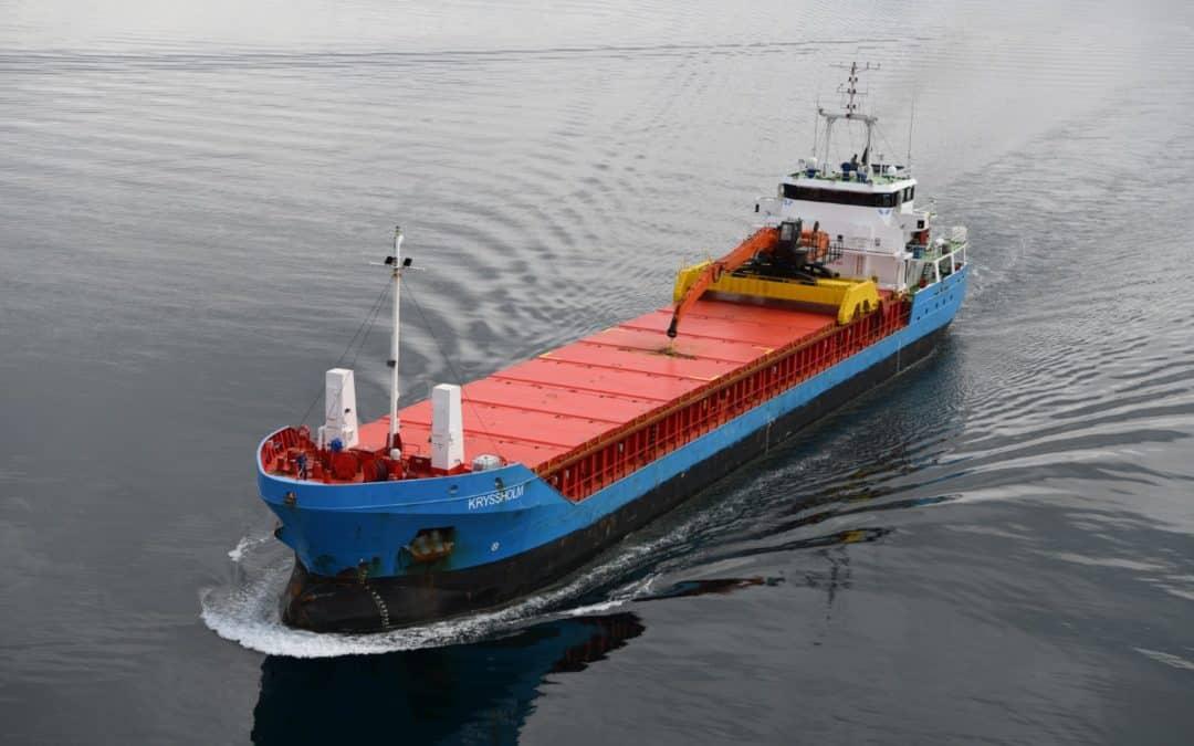 Schottel modernises Norwegian cargo vessel for new assignments