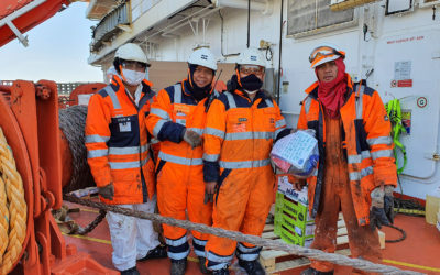 DNV GL supports Mission to Seafarers Flying Angel Campaign