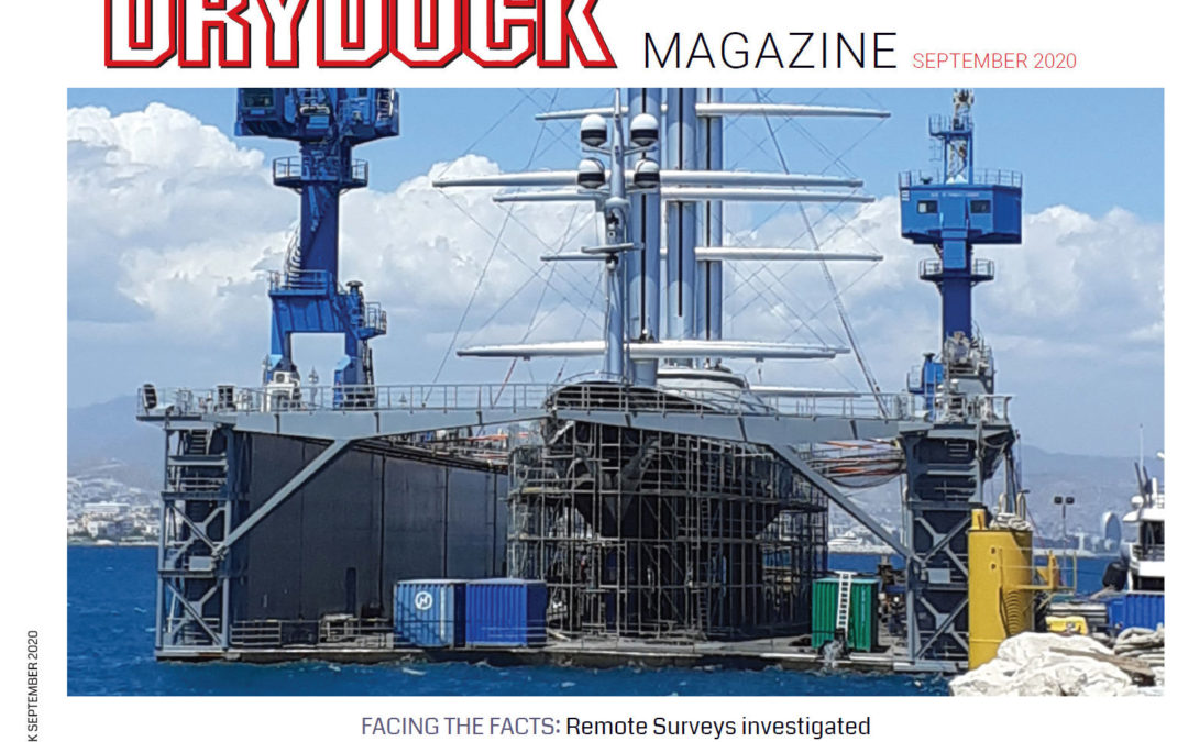 DryDock magazine's latest issue is now available online