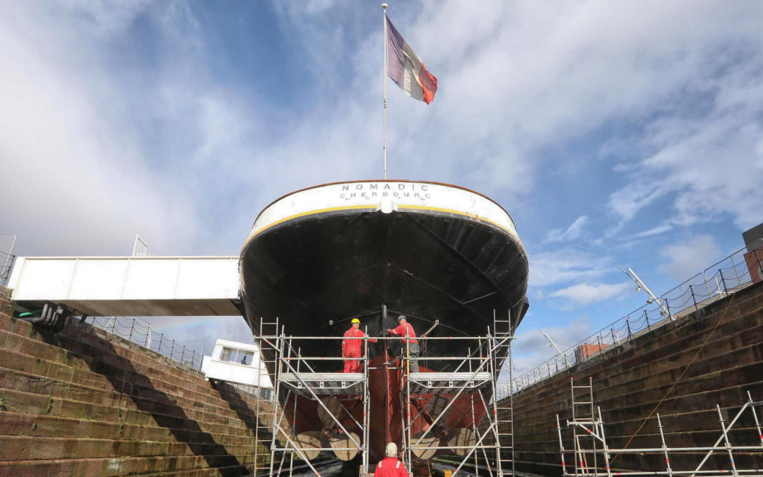 Ship repair in Northern Europe in the spotlight