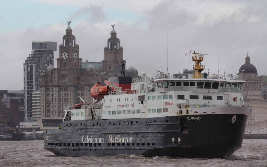 Cammell Laird secures a new contract with CalMac Ferries