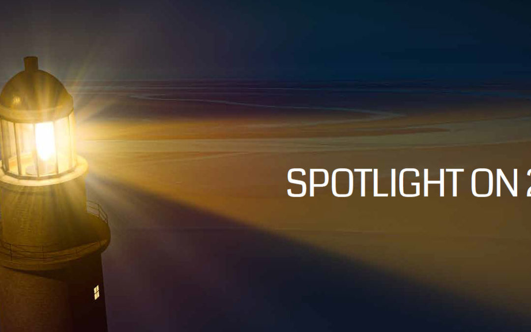 Turning the Spotlight on 2021, with comment from MMI, ABB, Hempel and Royal Caribbean