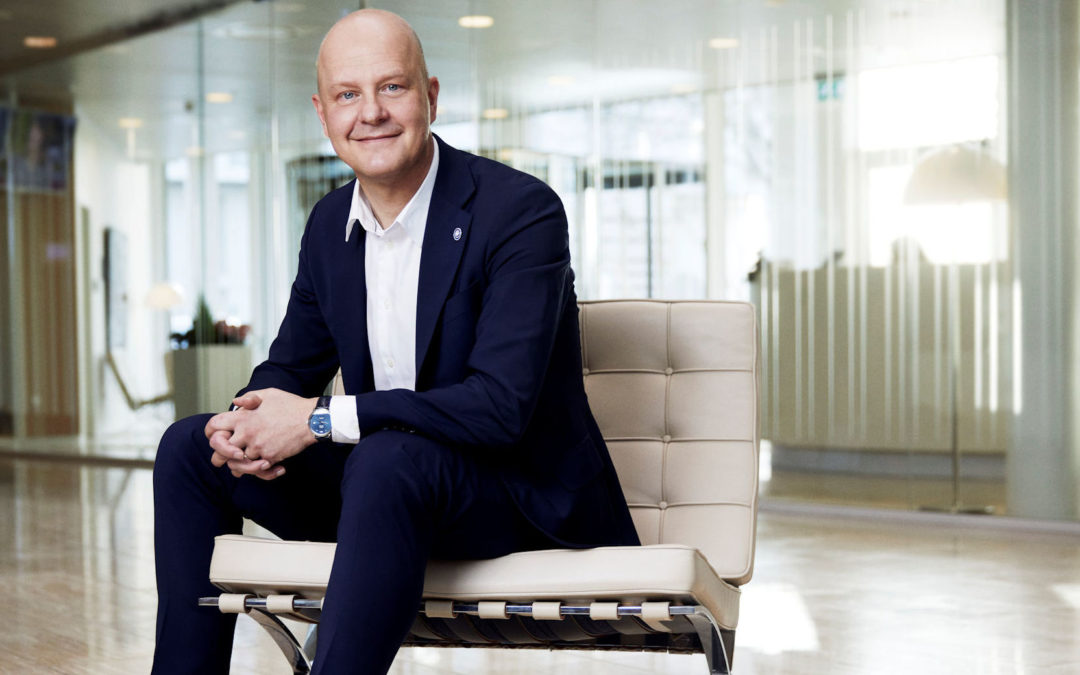 Business is picking up says Lars Petersson, Group President & CEO, Hempel A/S