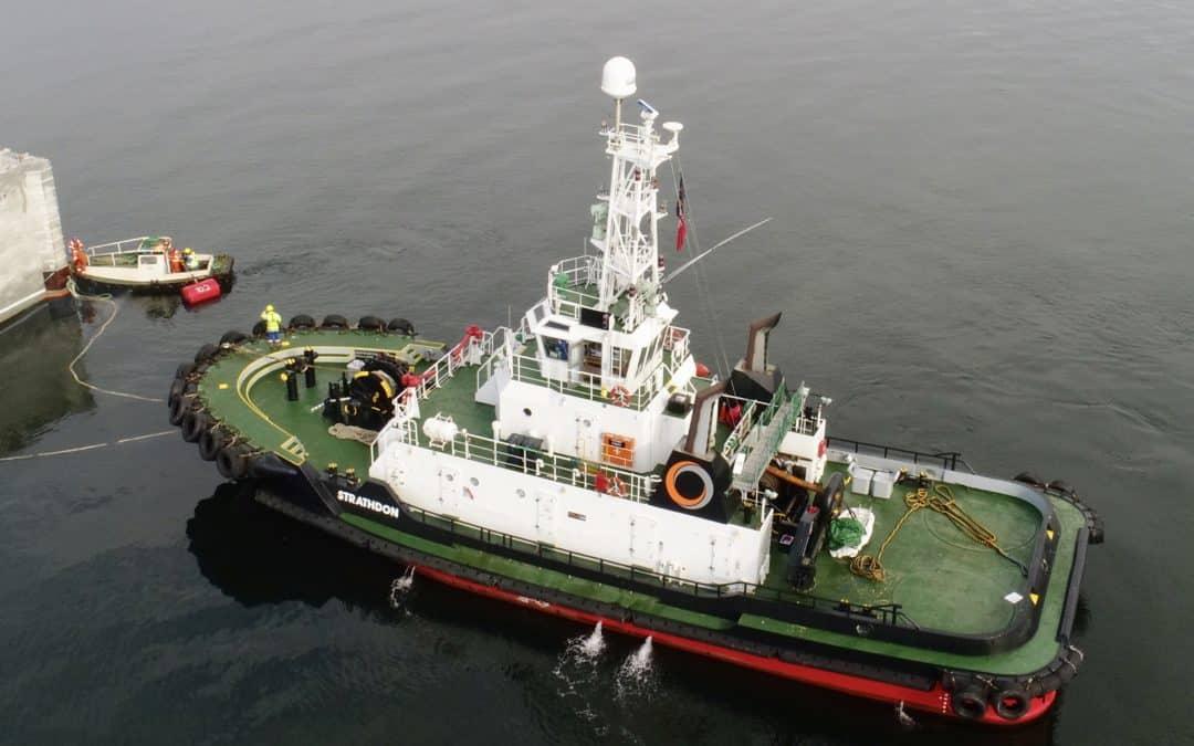 Royston completes tug engine overhauls